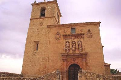 La iglesia de Abanco
