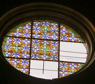 Restauración de las vidrieras