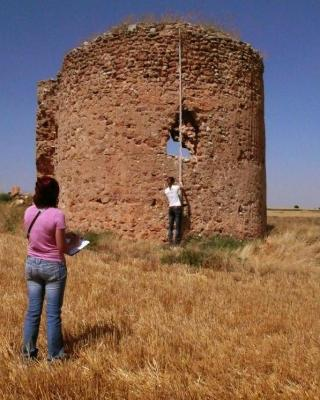 Soria románica en Alconeza