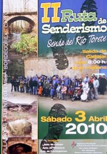 Senda del Torete 2010