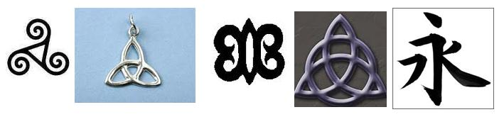 Símbolos de eternidad